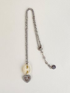 Summer Queen necklace Silver